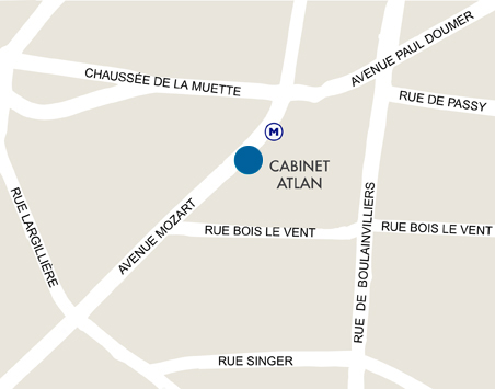 cabinet atlan baux commerciaux droit immobilier 5 av mozart 75016 Paris
